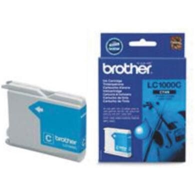 Brother LC1000C - originální - Cyan na 400 stran(031-03032)