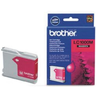 Brother LC1000M - originální - Magenta na 400 stran(031-03033)