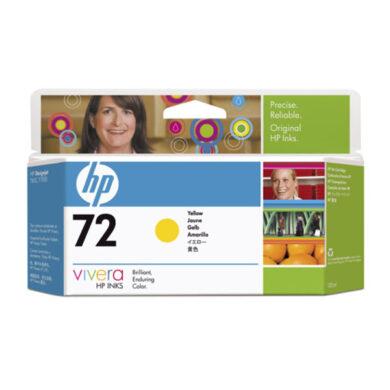 HP C9373A (72) - originální - Yellow velkoobjemová(031-03133)