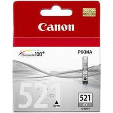 CANON CLI-521 BK pro IP3600/4600, 9ml black ink.  (031-03151)