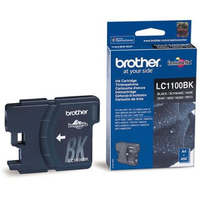 BROTHER LC1100B  pro DCP6690 ink.black(031-03270)