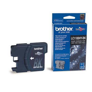 Brother LC1100HYBK - originální - Černá velkoobjemová na 900 stran(031-03280)