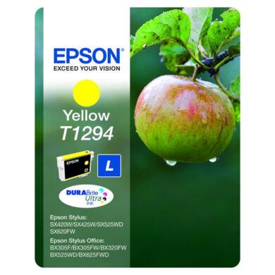 Epson T1294 - originální - Yellow na 616 stran(031-03523)