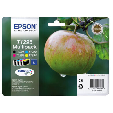 Epson T1295 - originální - Černá + sada barev(031-03524)