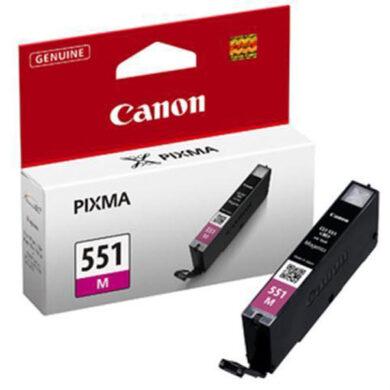 Canon CLI-551M - originální - Magenta na 333 stran(031-03943)