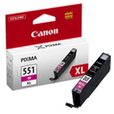 CANON CLI-551XL MA ink. pro MG5450/6350 magenta(031-03953)