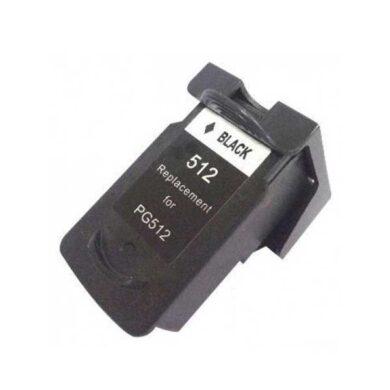 Canon PG-512Bk - kompatibilní - Černá vekoobjemová na 401 stran(031-04110)