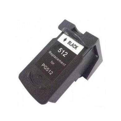 EcoJet ETC-512 black     (PG-512)(031-04110)