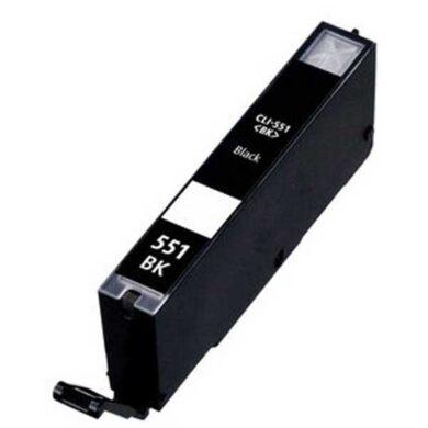 Canon CLI-551Bk XL - kompatibilní - Černá velkoobjemová na 5000 stran(031-04141)