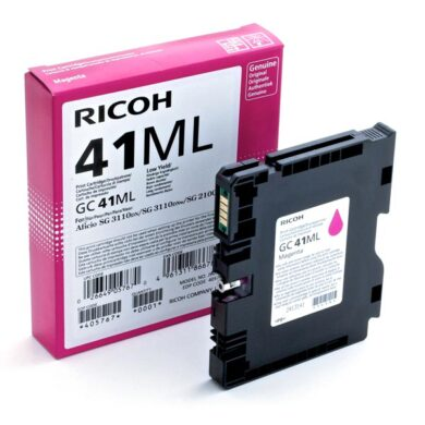 Ricoh GC-41HM ink. 2k2 pro SG2100/SG3110 magenta(031-04592)
