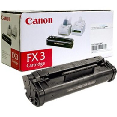 Canon FX-3 - originální - Černá(041-00030)