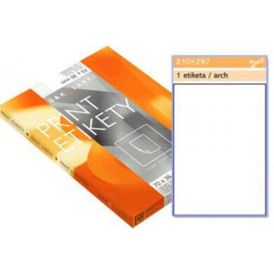 SK LABEL 210x297     (1 list) Etikety(065-01740)
