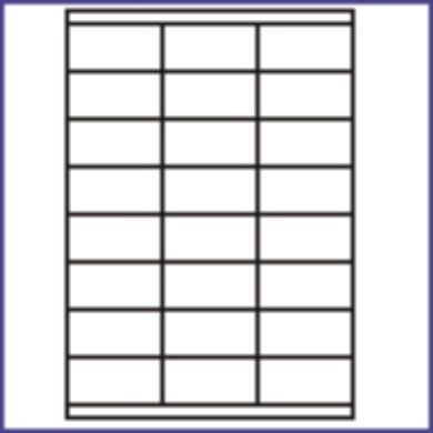 3422-Las. etiketa 70x35 (1 list)(066-01930)