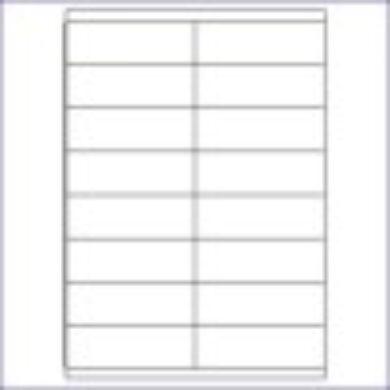 3423-Las. etiketa 105x35 (1 list)(066-01950)