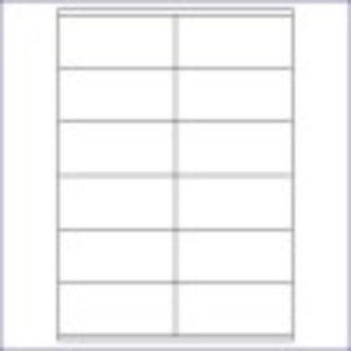 3424-Las. etiketa 105x48 (1 list)(066-01970)
