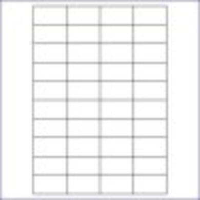 3651-Las. etiketa 52.5x29.7 (1 list)(066-03040)