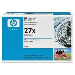 HP C4127X (27X) - originální - Černá vekoobjemová na 10000 stran