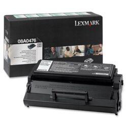 Lexmark 08A0476 RETURN - originální - Černá na 3000 stran