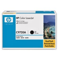 HP C9720A Black toner pro Color LJ 4600