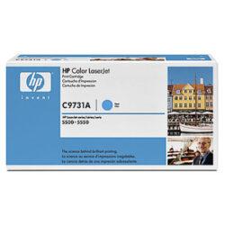 HP C9731A (645A) - originální - Cyan na 12000 stran