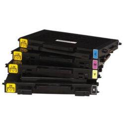 Samsung CLP-500D7K - originální - Černá na 7000 stran