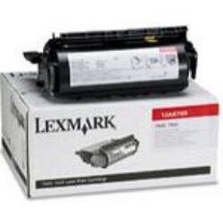 Lexmark 12A6865 RETURN - originální - Černá velkoobjemová na 30000 stran