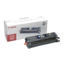 Canon Cartridge 701 Bk - originální - Černá na 5000 stran