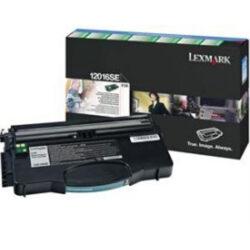 Lexmark 12016SE RETURN - originální - Černá na 2000 stran