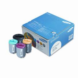SAMSUNG CLP 300 pack K/C/M/Y