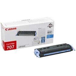 Canon Cartridge 707 Cy - originální - Cyan