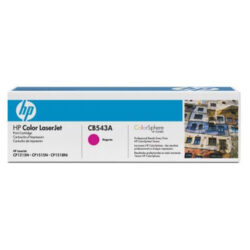 HP CB543A (125A) - originální - Magenta na 1400 stran