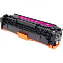 HP CB543A (125A) - kompatibilní - Magenta na 1400 stran