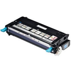 Dell 0RF012 CY pro 3110/3115, 4K toner cyan - originální