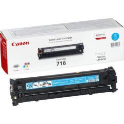Canon Cartridge 716 Cy - originální - Cyan