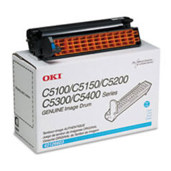 OKI 42126607 (EP-CART-C-C5100) - originální - Fotojednotka CY na 17000 stran