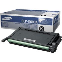 Samsung CLP-K600A - originální - Černá na 4000 stran