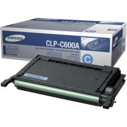 Samsung CLP-C600A - originální - Cyan na 4000 stran