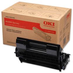 OKI 09004462 (B6500-CARTRIDGE) - originální - Černá vekoobjemová na 22000 stran