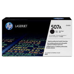 HP CE400A (507A) - originální - Černá na 5500 stran