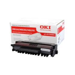 OKI 01239901 (PRINT-CART-MB200) - originální - Černá na 3000 stran