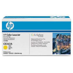 HP CE262A (648A) - originální - Yellow na 11000 stran