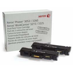 Xerox 106R02782 double toner 2x3k pro WC3215/3225