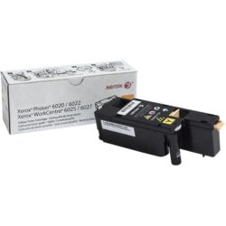 Xerox 106R02762 YE toner 1K pro WC6025/6027 Phaser 6020/6022 - originální