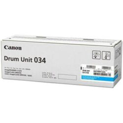 Canon 034 C Drum - originální - Fotojednotka CY na 34000 stran