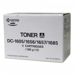 Mita DC 1605/1855 (2x 180 g) toner (gen) - kompatibilní