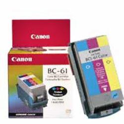 Canon BC-61 - originální - Barevná