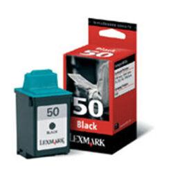 Lexmark 17G0050E (50) - originální - Černá na 410 stran