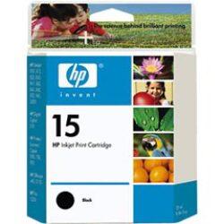 HP C6615D (15) - originální - Černá na 600 stran
