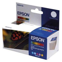Epson S020193 - originální - Barevná