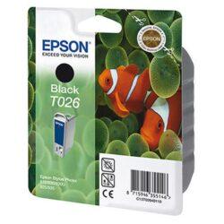 Epson T026401 - originální - Černá